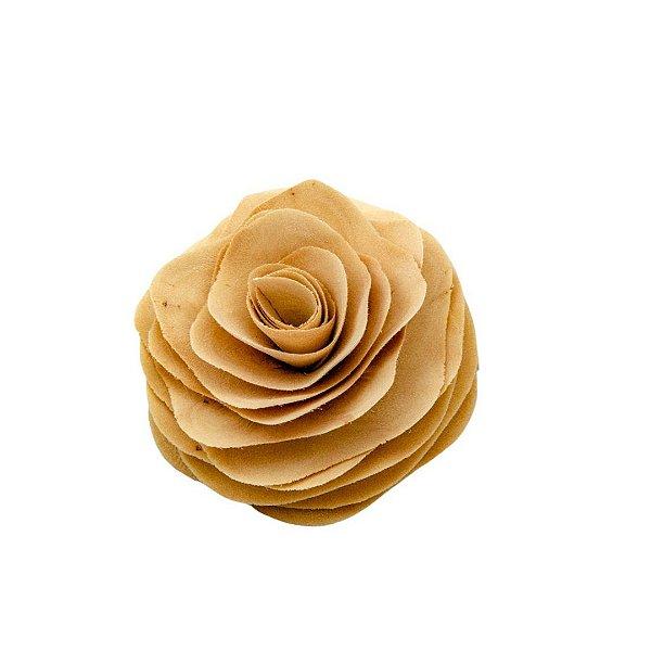 Flores em Madeira Tamanho PP - 6cm
