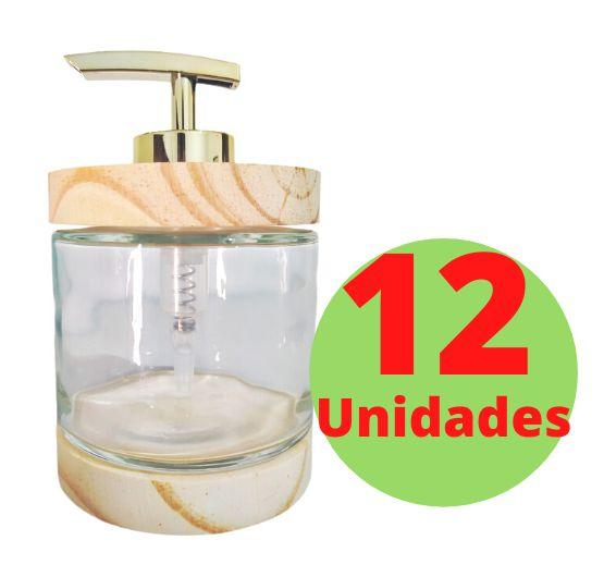 Saboneteira Picolo - 240ml - 12 Unidades