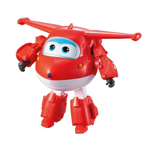 Avião Super Wings  Jett Change'em Up - Intek