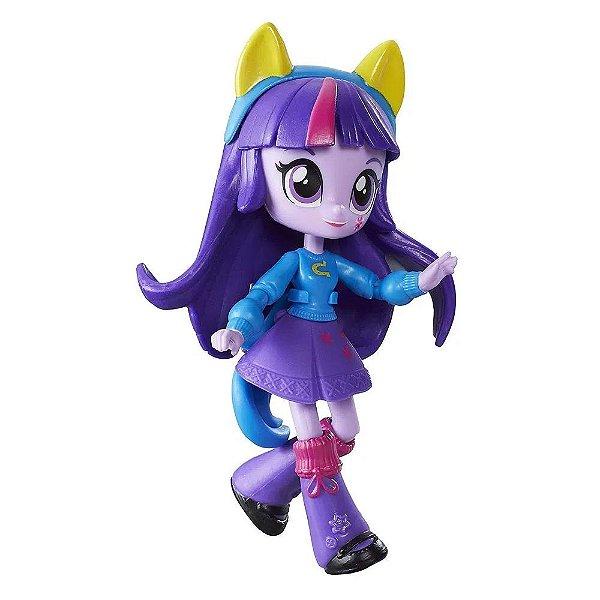 Boneca Mini Equestria Girls Twilight Sparkle - Hasbro