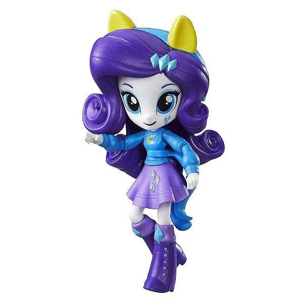Boneca Mini Equestria Girls Rarity - Hasbro