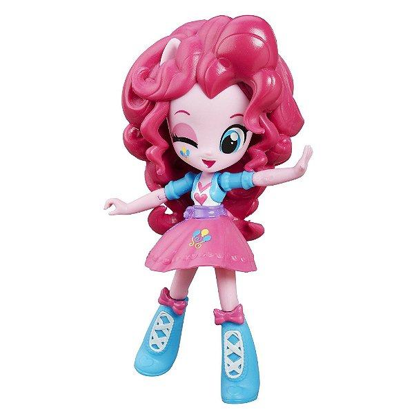 Boneca Mini Equestria Girls Pinkie Pie - Hasbro