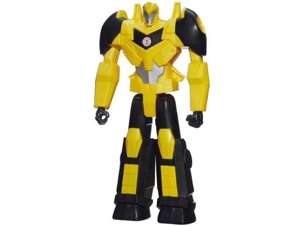 Bumblebee Titan Heroes Transformers - Hasbro