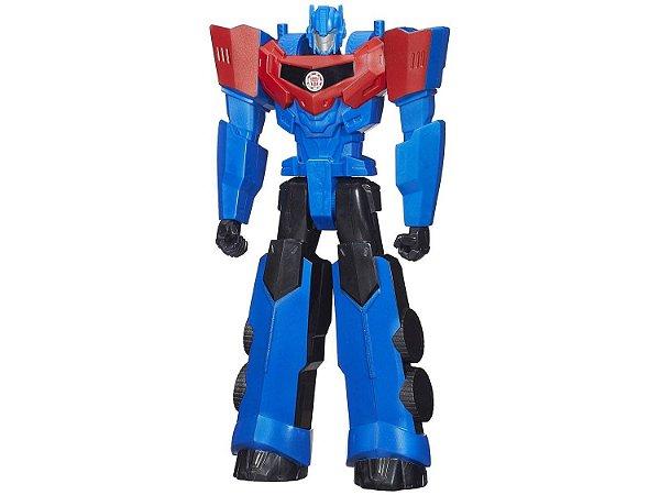 Optimus Prime Titan Heroes Transformers - Hasbro