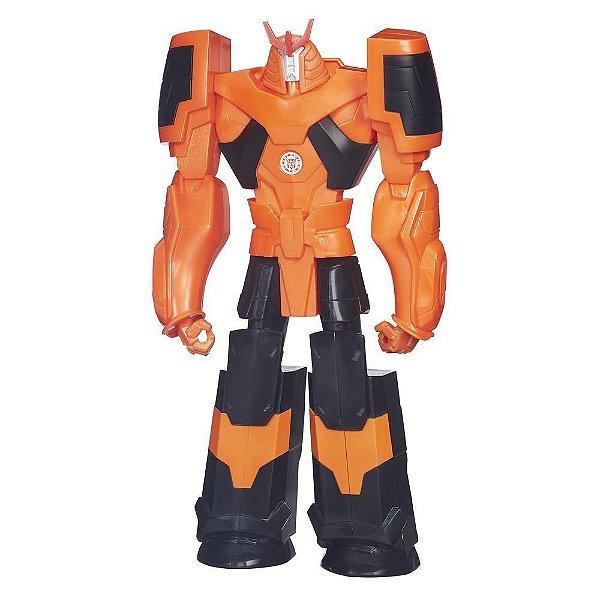 Autobot Drift Titan Heroes Transformers - Hasbro