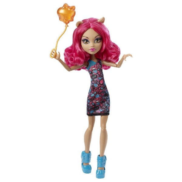 Monster High Festival Monstrinhas Howleen Wolf - Mattel