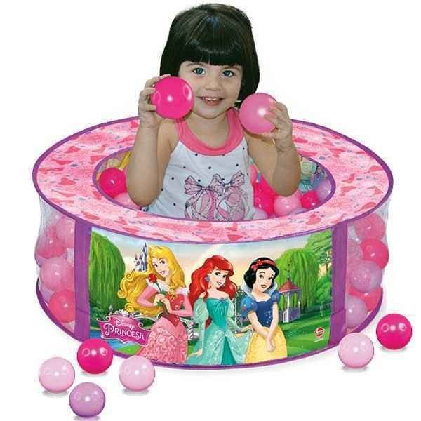 Piscina de Bolinha Princesas - Lider