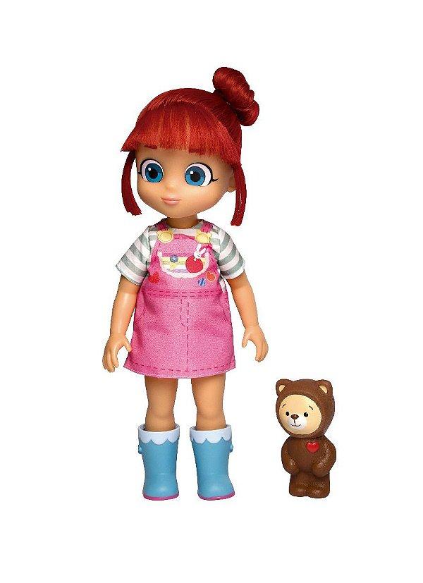 Boneca Rainbow Ruby Choco 1843 - Babi Brink