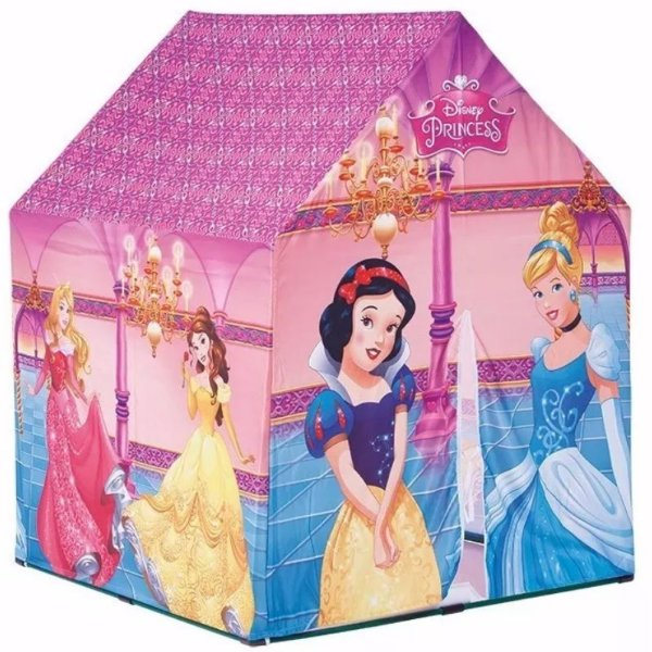 Barraca Castelo Das Princesas Disney - Multibrink