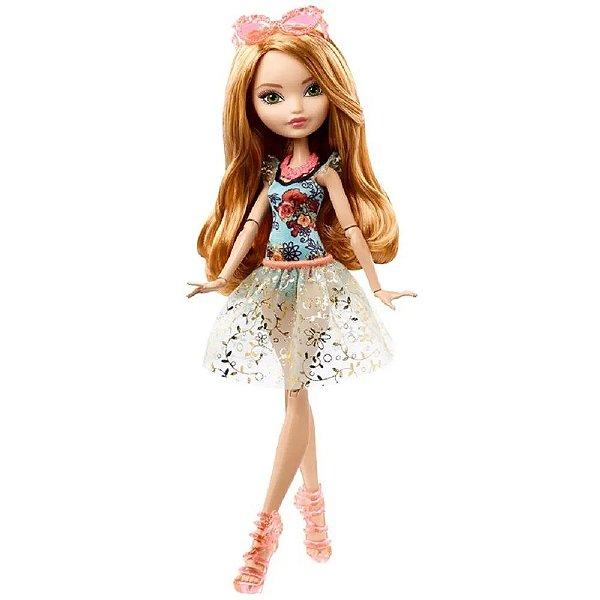 Boneca Ever After High Ashlynn Ella Praia Encantada - Mattel