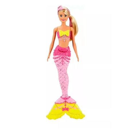 Boneca Barbie Dreamtopia Sereia Reino dos Doces - Mattel