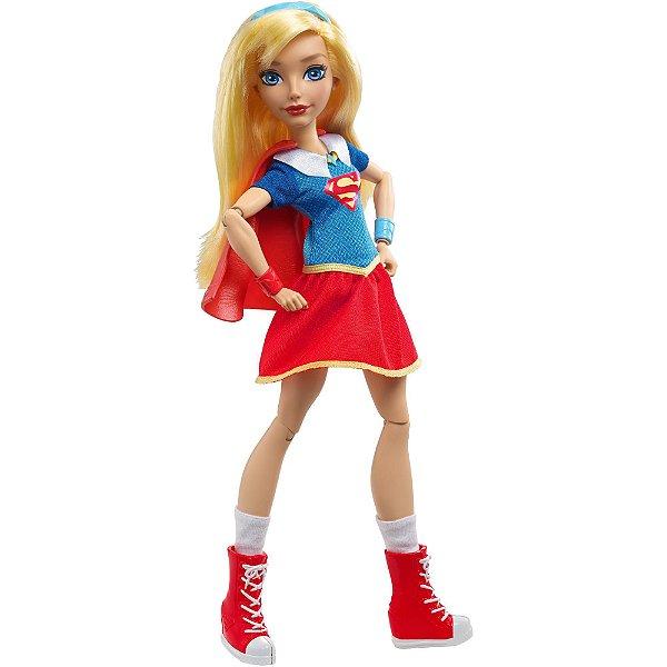 Boneca Super Hero Supergirl - Mattel