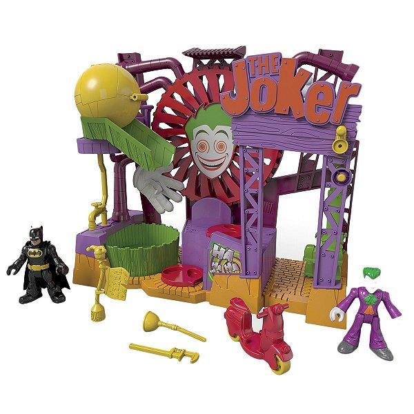 Fábrica de Risada Imaginext - Mattel