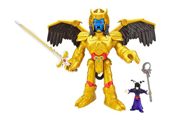 Imaginext Power Rangers Goldar e Rita Repulsa - Mattel