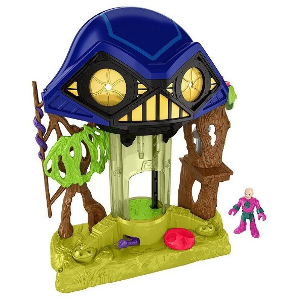 Imaginext DC Sede Legião do Mal - Mattel