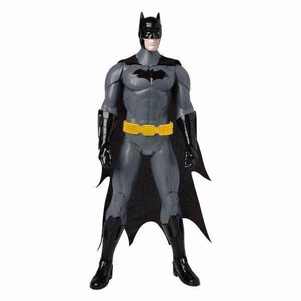 Boneco Articulado 35cm Batman Liga Da Justiça - Candide
