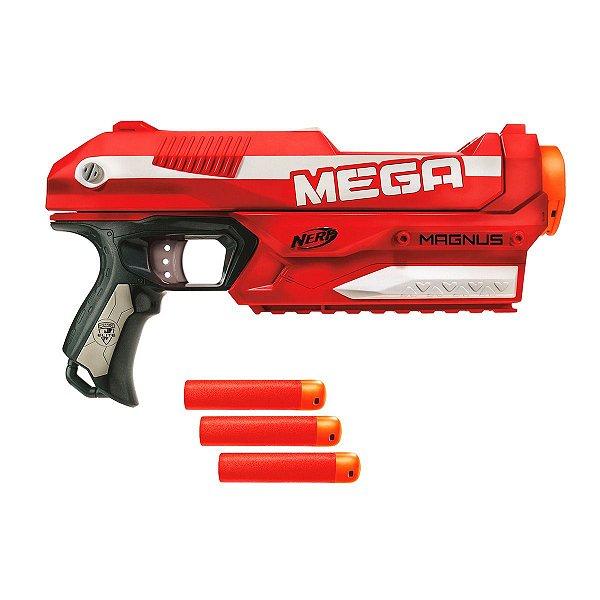 Lançador NERF N-STRIKE Mega Magnus - Hasbro