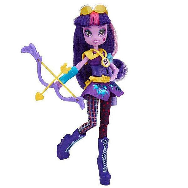 Boneca Equestria Girls Shadowbolt Luxo Twilight Sparkle - Hasbro
