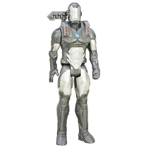 Boneco Vingadores Titan Hero Máquina De Combate - Hasbro