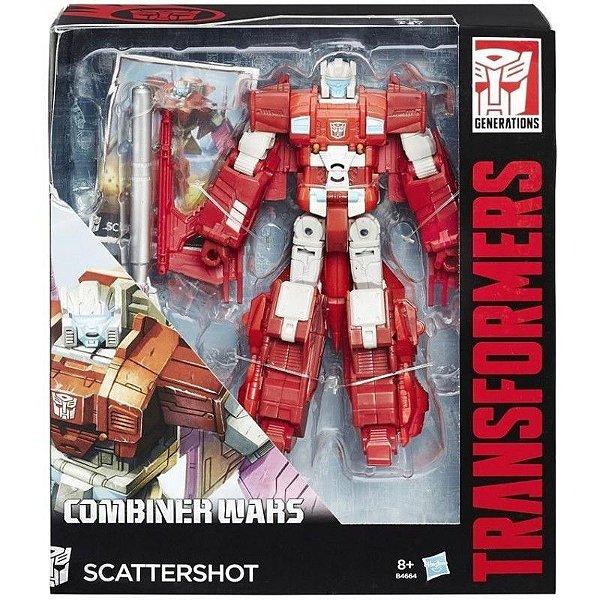 Transformers Generations Voyager Scattershot - Hasbro