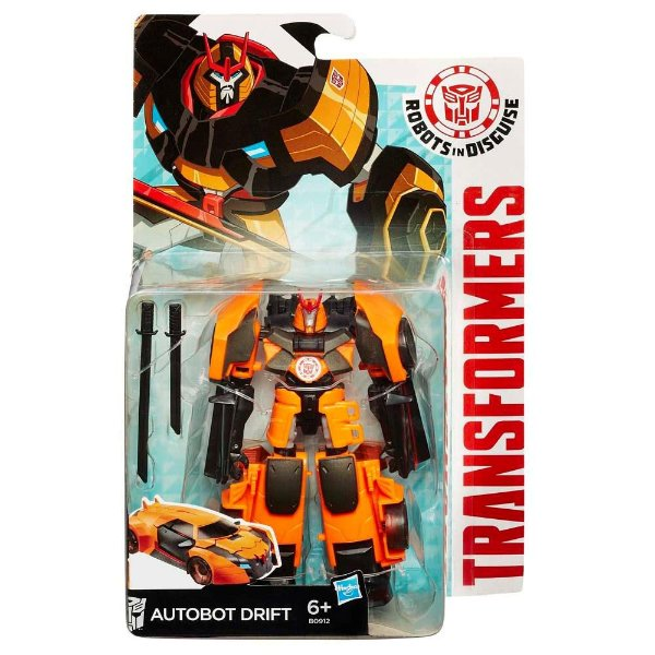 Transformes Autobot Drift Rid Warriors - Hasbro