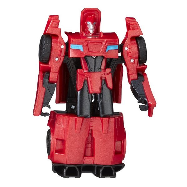 Transformers Robots in Desguise One Step Sideswipe - Hasbro