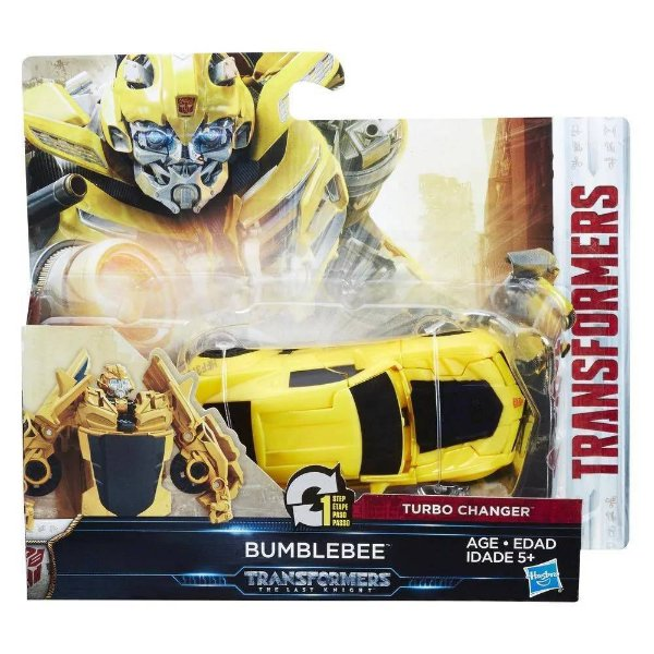 Transformers Bumblebee Turbo Charger - Hasbro