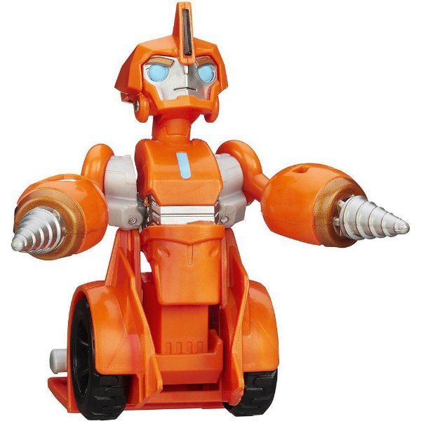 Transformers Fixit Robots In Disguise - Hasbro