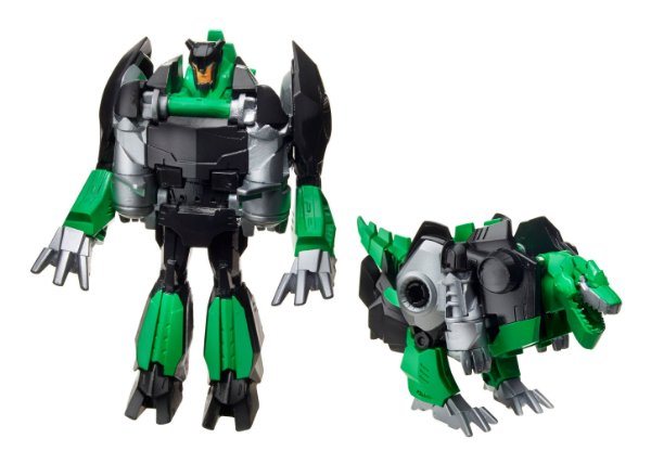 Transformers Robots In Disguise 1 Step Changers Grimlock - Hasbro