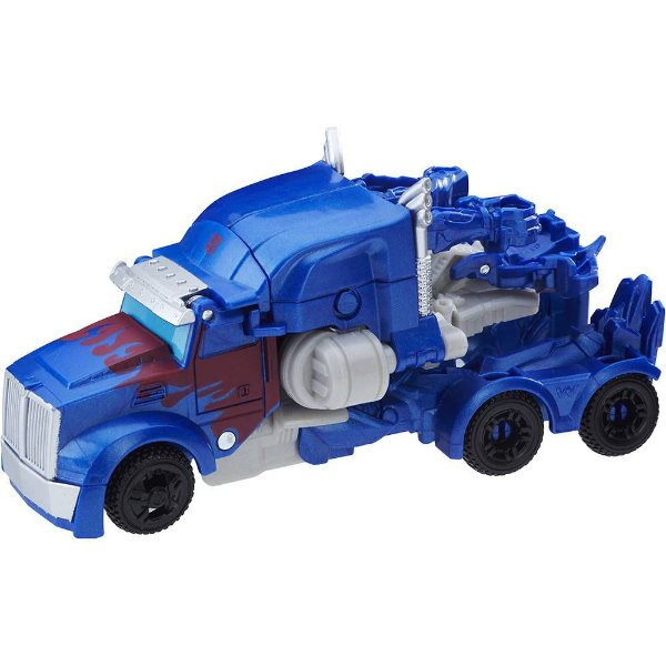Transformers MV5 1 Step Turbo Optimus Prime - Hasbro