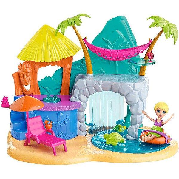 Polly Pocket Conjunto As Melhores Férias Totalmente Tropical - Mattel