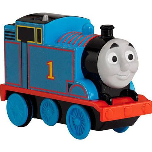 Thomas & Friends Locomotívas Motorizadas Thomas - Mattel