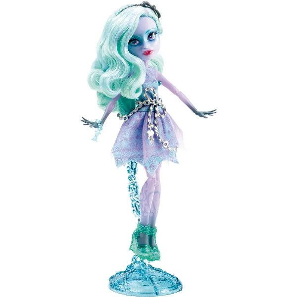 Boneca Monster High Assombrada Twyla - Mattel