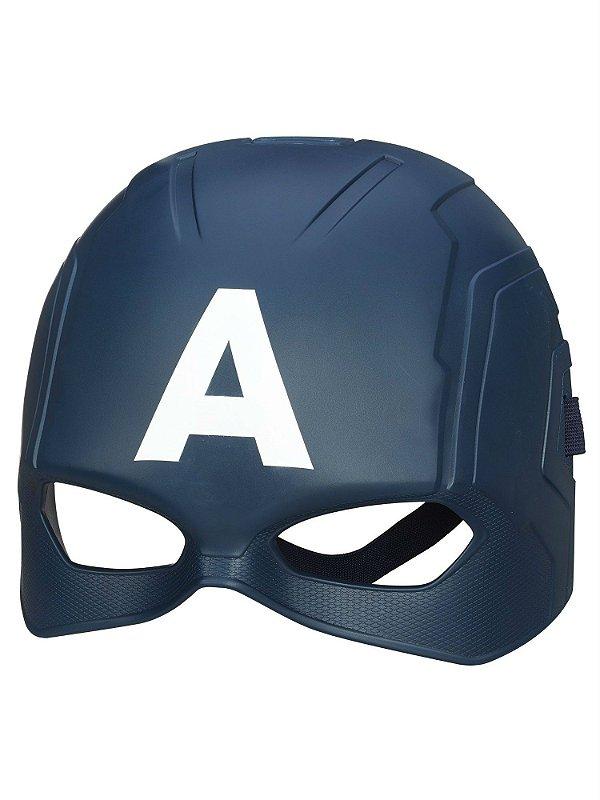 Viseira Capitão América Vingadores -Hasbro