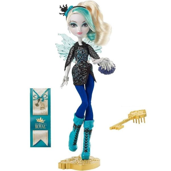 Boneca Ever After High Faybelle Thorn Filha Da Fada Má Mattel