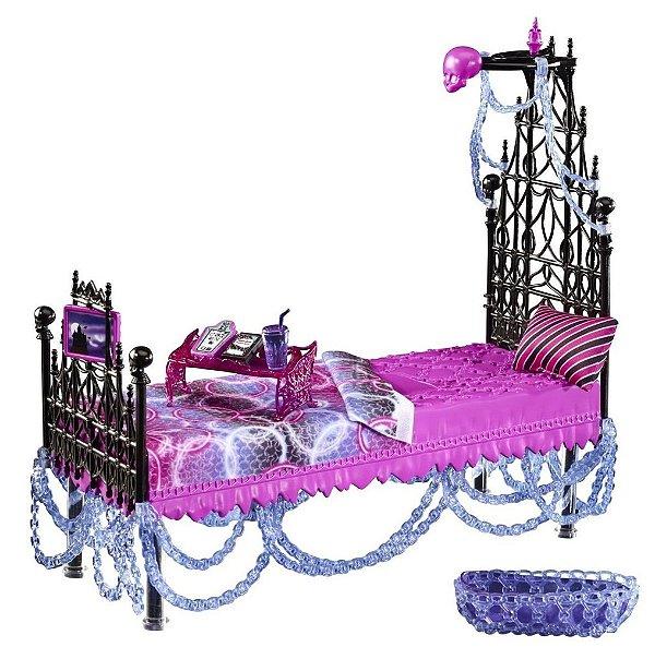 Cama Fantasma da Spectra Monster High - Mattel