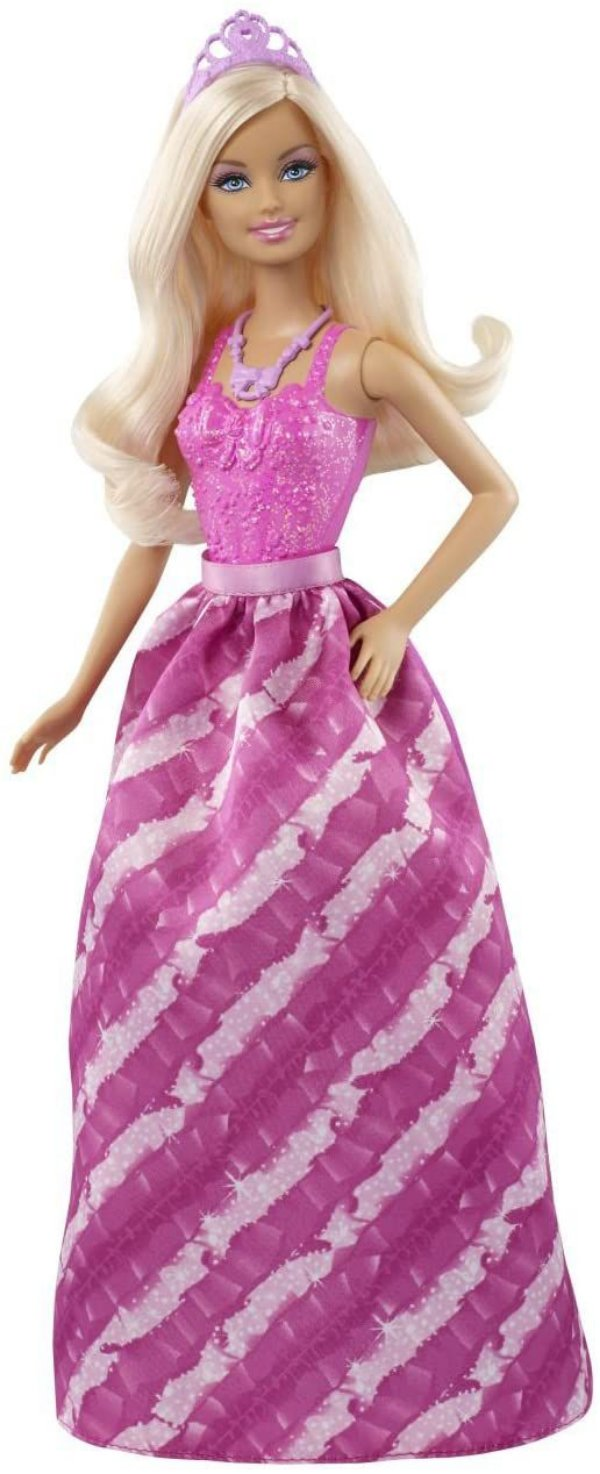 Barbie Princesa Roxa - Mattel