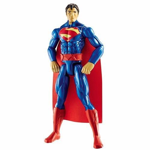 Boneco Superman Liga Da Justiça - Mattel