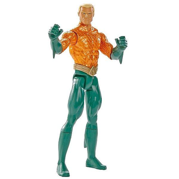 Boneco Aquaman Liga da Justiça - Mattel