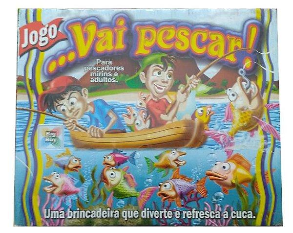 Jogo Vai Pescar - Big Boy