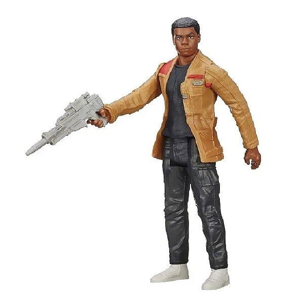 Boneco Star Wars Finn Jakku Ep. VII - Hasbro