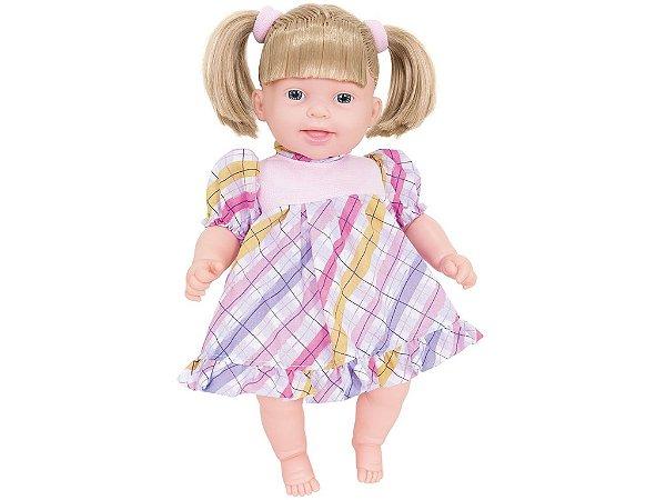 Boneca Segredos da Malu - Super Toys