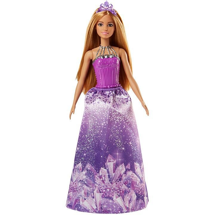 Boneca Barbie Princesa Dreamtopia Doce - Mattel
