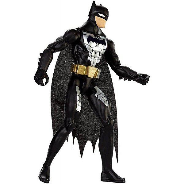 Boneco Liga da Justiça Batman Armadura De Aço - Mattel