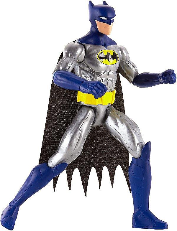 Boneco Liga da Justiça Batman Caped Crusader  - Mattel