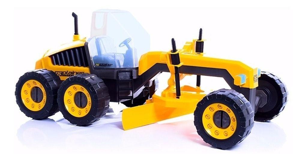 Motoniveladora Patrol 115 Plainer - Usual Plastic