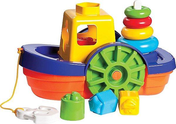 Barco de Praia Menino - Merco Toys