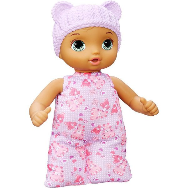 Boneca Baby Alive Naninha Morena - Hasbro