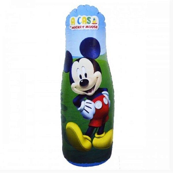 Boneco Inflável João Bobo Mickey Mouse Disney - Amatoys