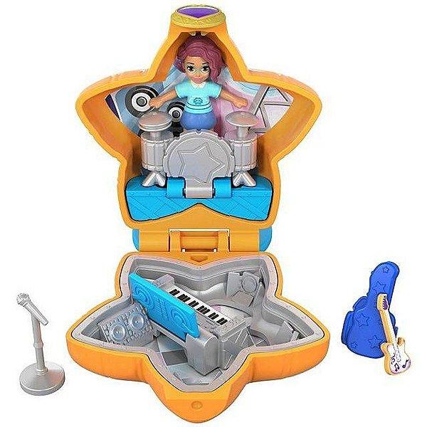 Boneca Polly Pocket Mini Show - Mattel